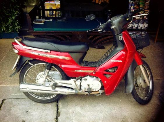 Chiang Mai Budget Motorbike Rental