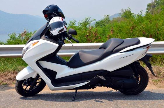 Chiang Mai Budget Honda Forza