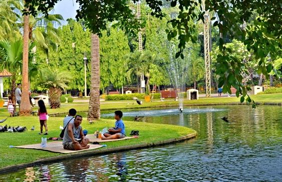 Chiang Mai Park Family