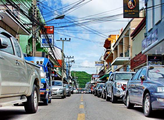 Hua Hin Street