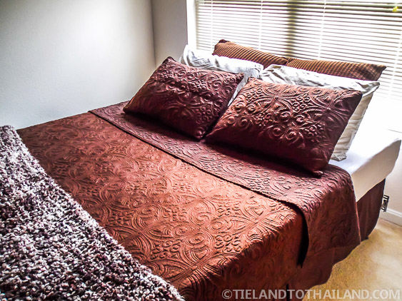 Best time to sell your stuff in you master bedroom