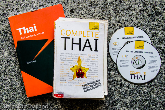 Teach Yourself Thai Audio, CDs, and iTunes