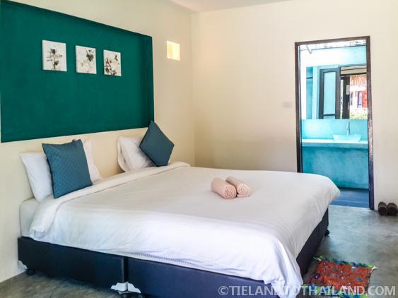 Nature Beach Resort Bedroom