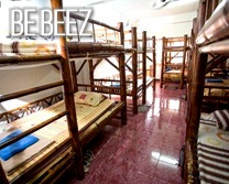 Backpacker Hotel in Chiang Mai: Be Beez Cafe & Guesthouse