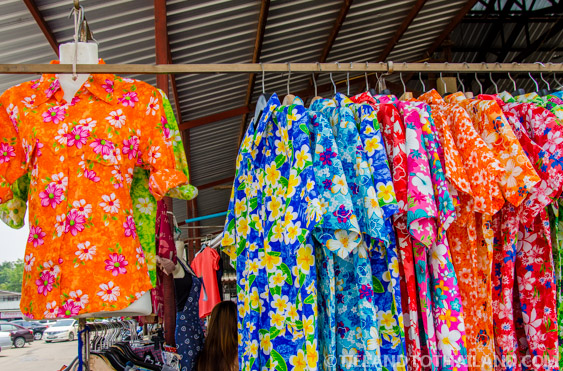 Floral Songkran Shirts