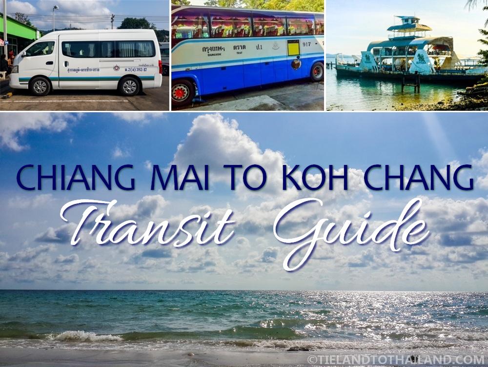 Chiang Mai to Koh Chang Header