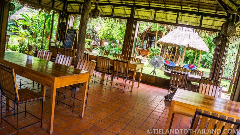 Chiang Dao Nest 1 European Restaurant