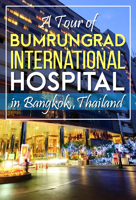 Tour of Bumrungrad International Hospital, one of the best hospitals in all of SE Asia | Tieland to Thailand