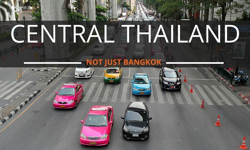 Central Thailand Destinations