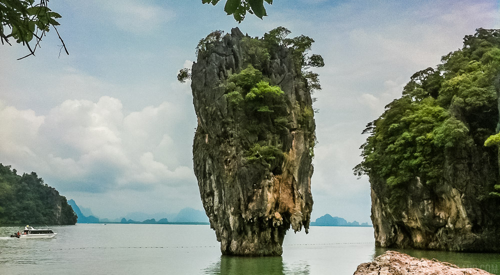 James Bond Island   Island Hopping in Thailand