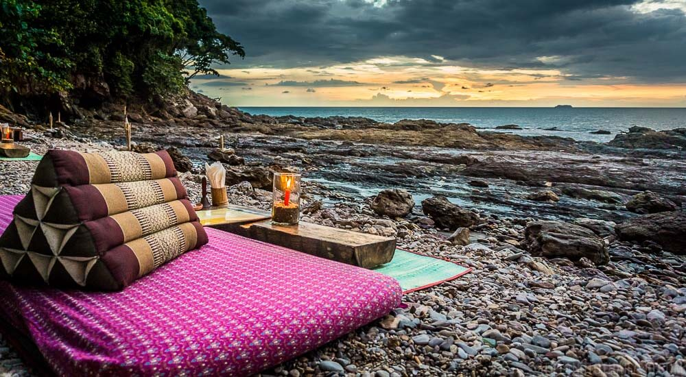 Things to do in Koh Lanta: Catch the sunset at Crown Lanta's Reggae Bar