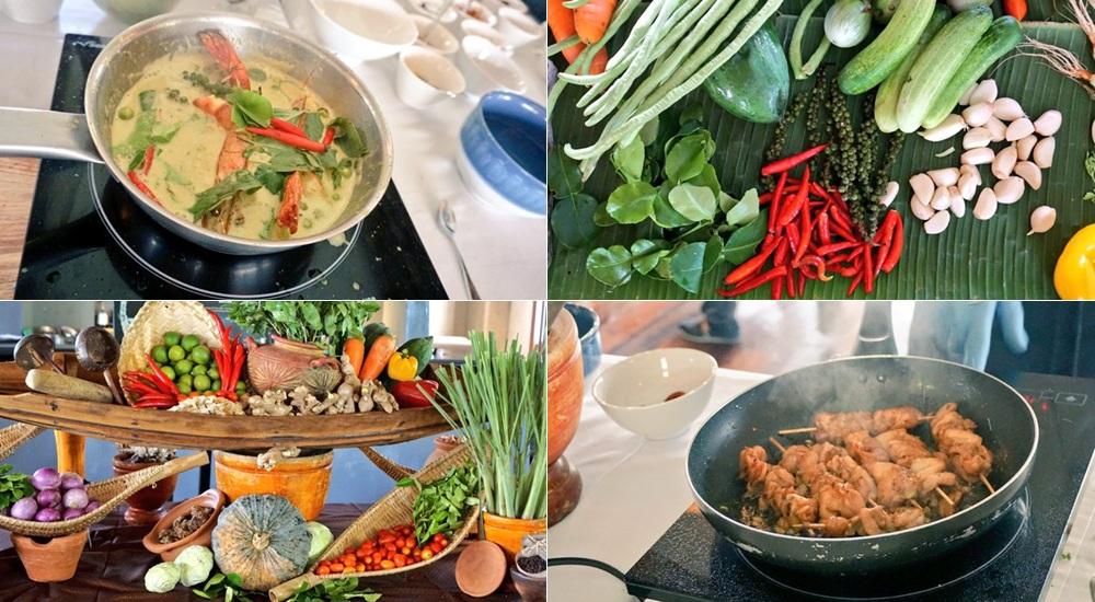 JW Marriott Khao Lak Thai Cooking Class