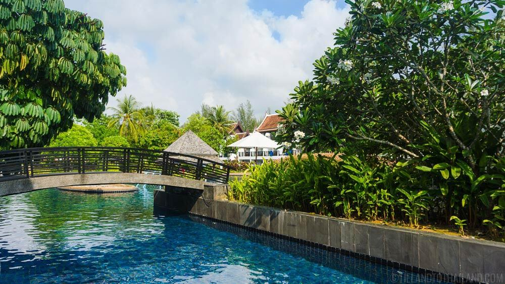 JW Marriott Khao Lak Resort & Spa Lagoon Pool