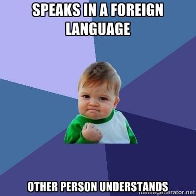 "Ooooohh yeah. Source: <a href=""http://blog.mangolanguages.com/mango-meme-contest/"">mangolanguages.com</a>"