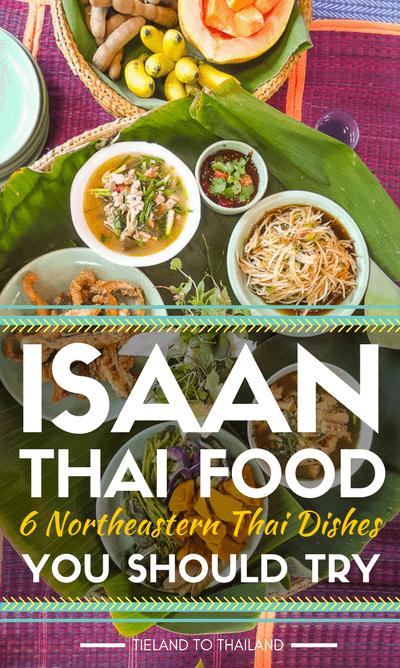 Isaan Thai Food