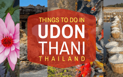 Things to Do in Udon Thani, Thailand