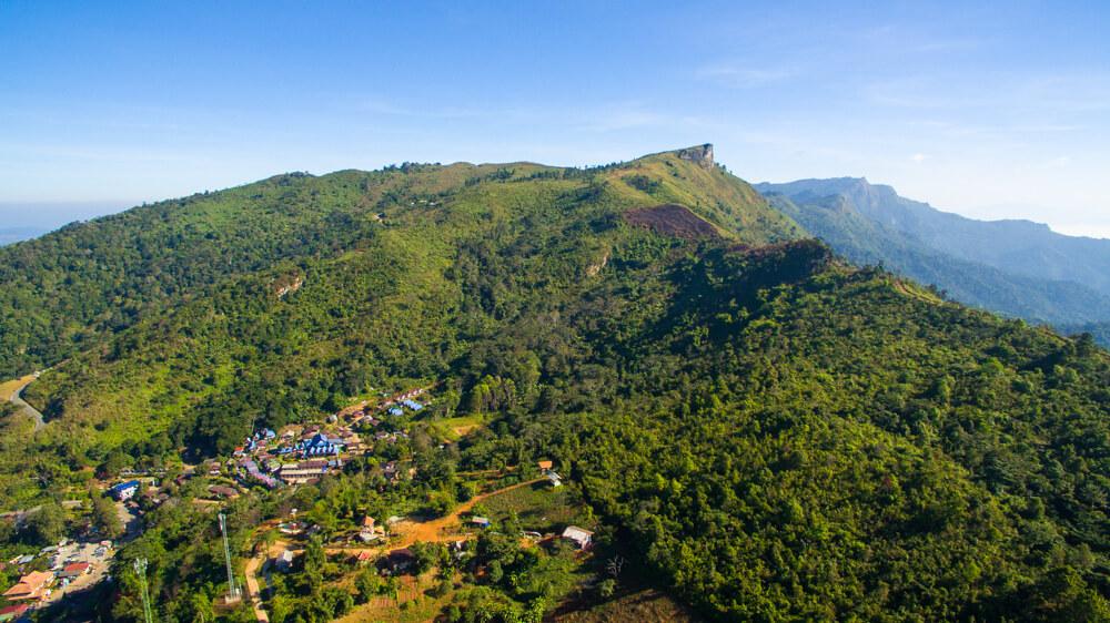 Town of Phu Chi Fah