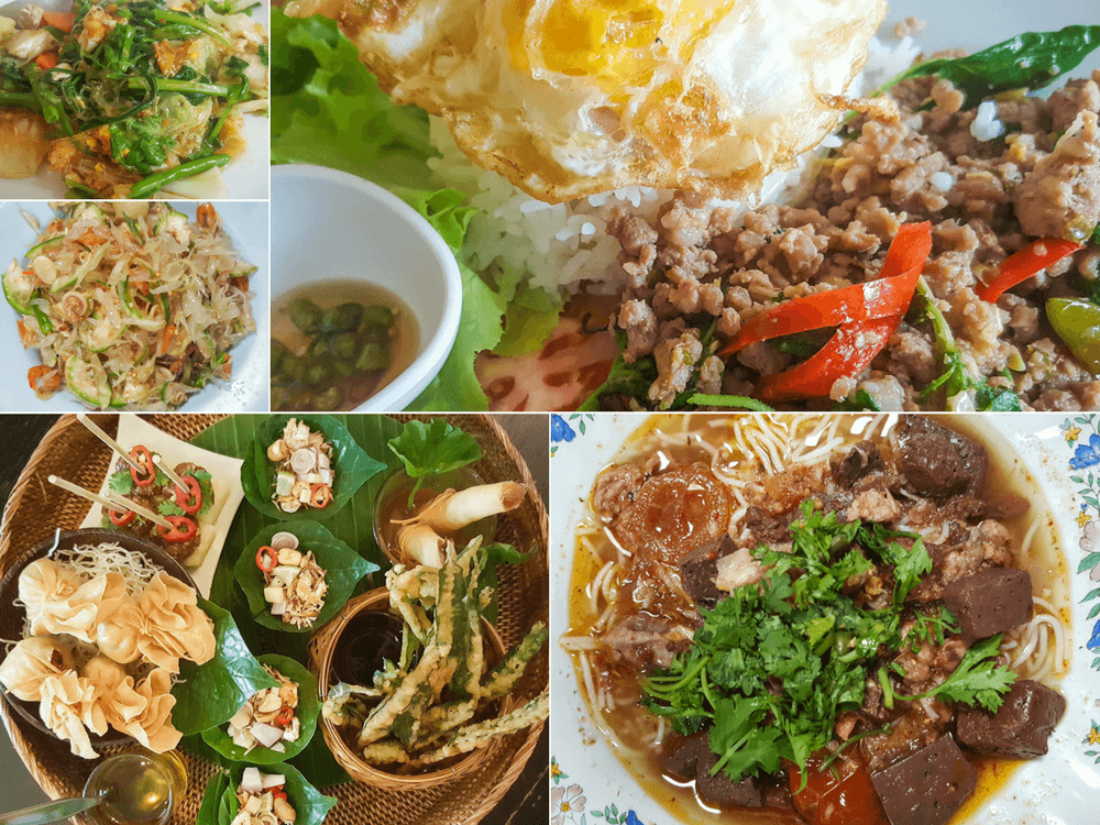 Eating exclusively Thai food will help keep your Chiang Mai cost of living quite low