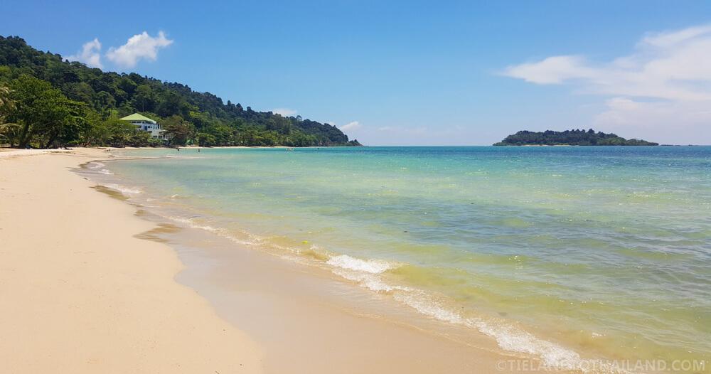 Kai Bae Beach on Koh Chang, Thailand