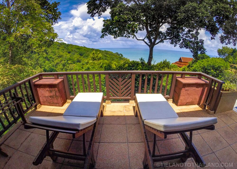 Koh Lanta Resort: Pimalai Pool Villa with Sea Views of the Andaman Sea