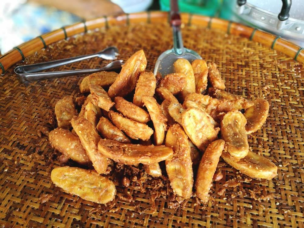 Fried Bananas - Gluay Khaek | Food Guide to Thai Street Snacks
