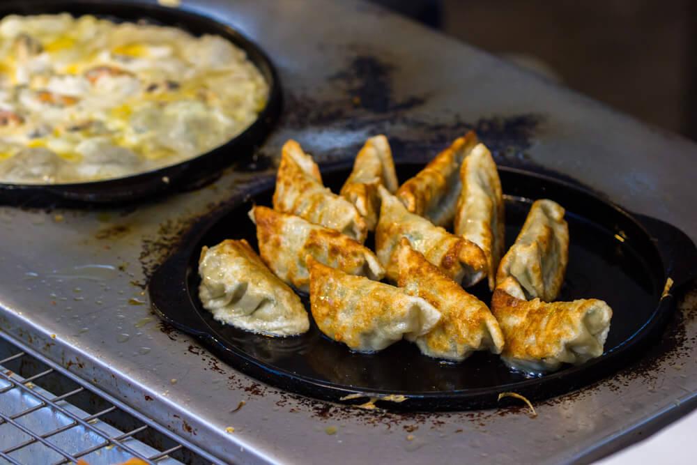 Pot Stickers - Gyoza | Food Guide to Thai Street Snacks