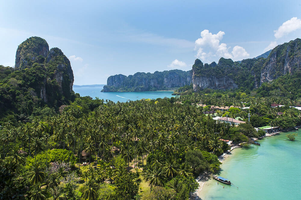 Krabi | Thailand's Burning Season