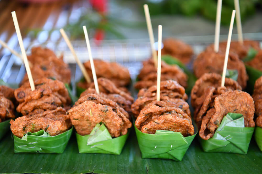 Fried Fish Cakes - Tod Mun Pla | Food Guide to Thai Street Snacks