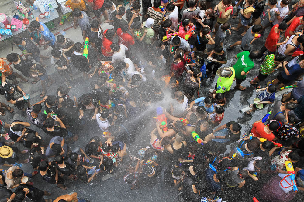 Bangkok | Where to Celebrate Songkran Top 10 Cities
