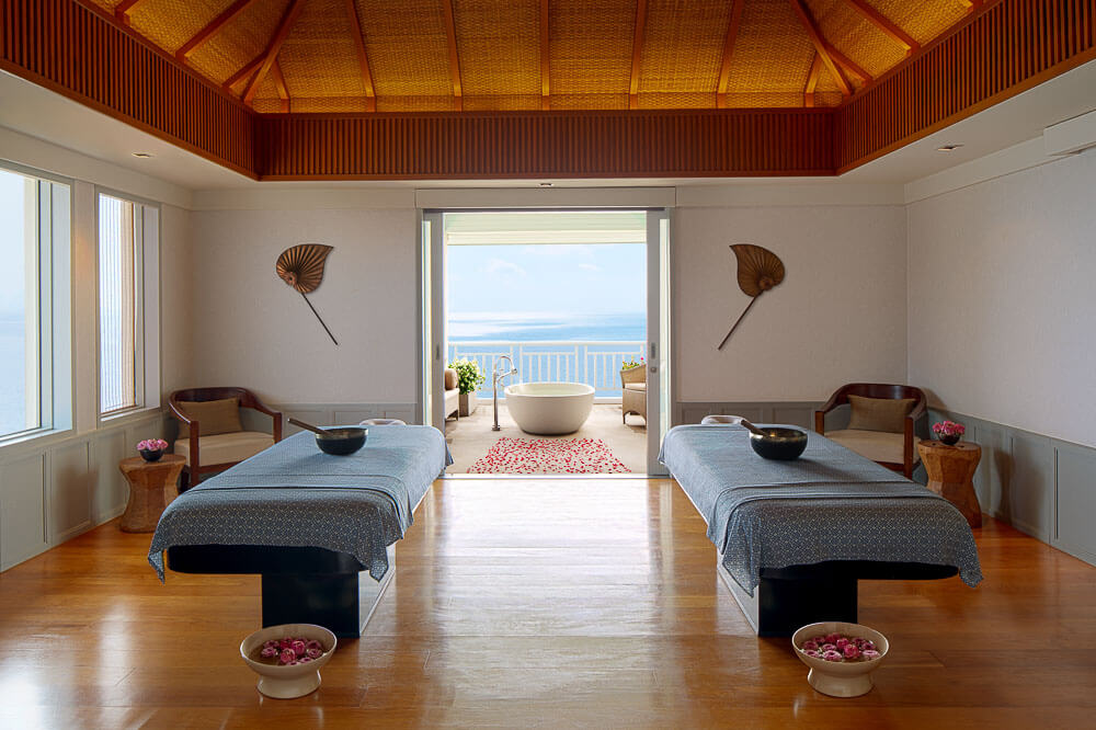 The Amatara Wellness Resort Spa