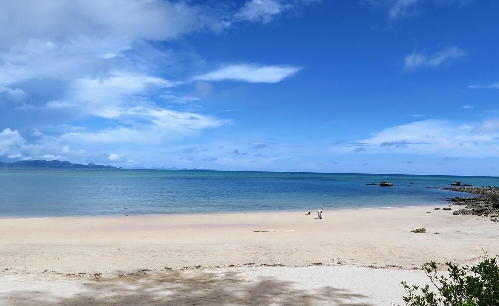 Mu Koh Lanta National Park beach