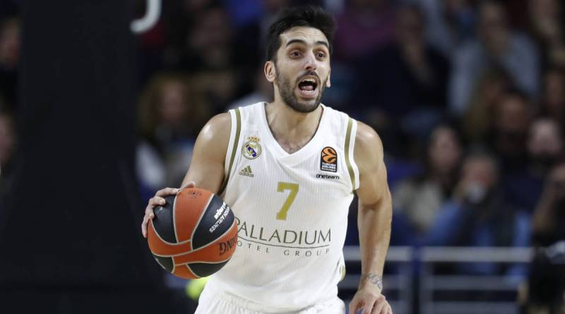 Campazzo NBA