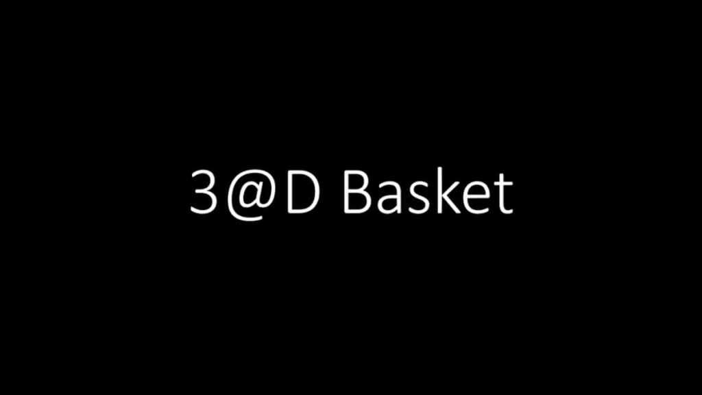 3&D Basket NBA