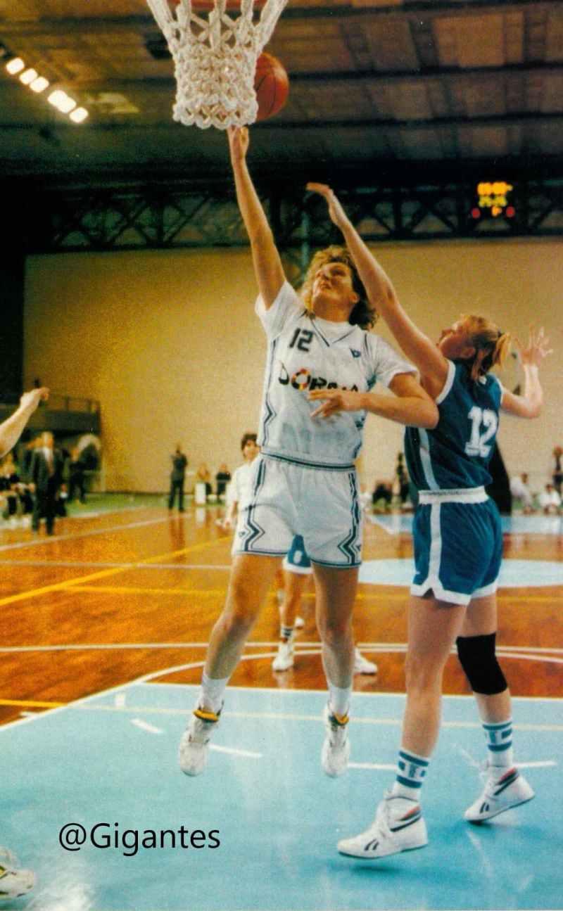 Final Copa de Europa 1992 Dorna