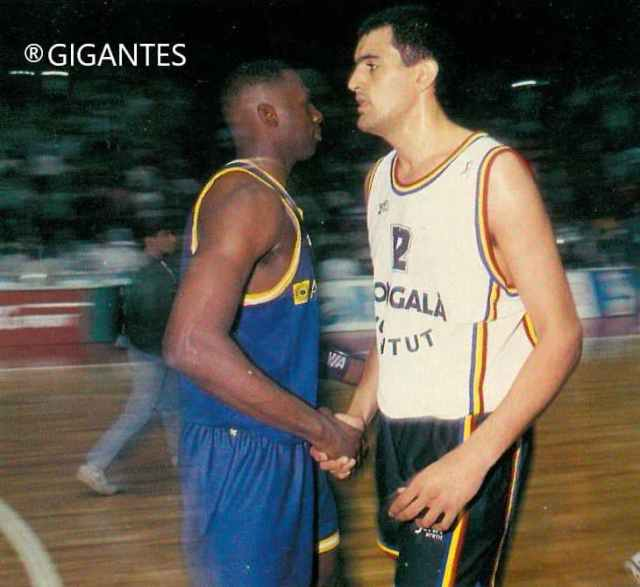 Final Four 1992 Estudiantes Joventut