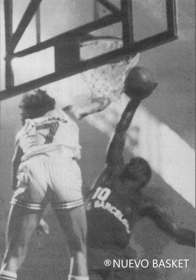 Temporada 1982/83. El partido de desempate