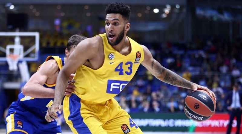 Jonah Bolden Real Madrid
