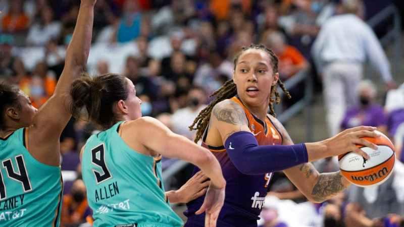 Liberty Mercury PlayOffs WNBA