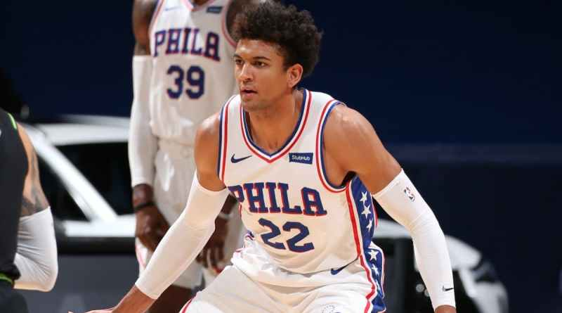 Matisse Thybulle Sixers