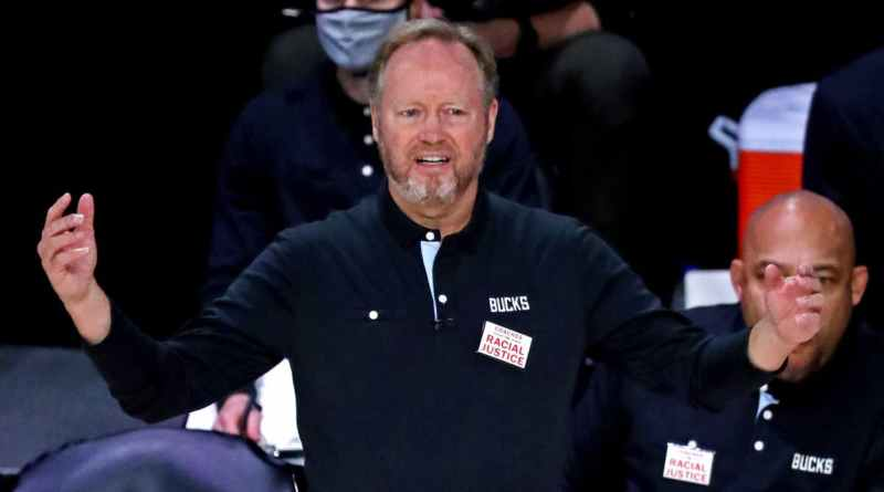 Milwaukee Bucks Budenholzer