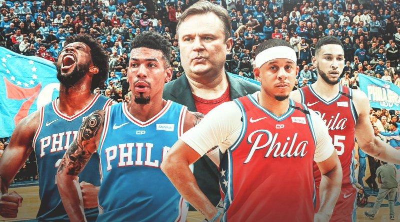 Philadelphia Sixers 2020/21 Morey