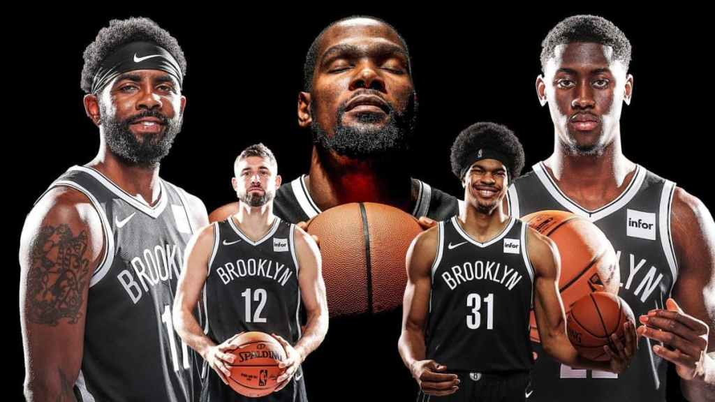 Brooklyn Nets 2020/21