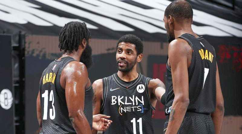 Brooklyn Nets Big Three