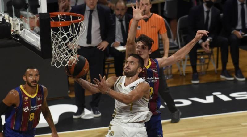 Campazzo Supercopa baloncesto 2020