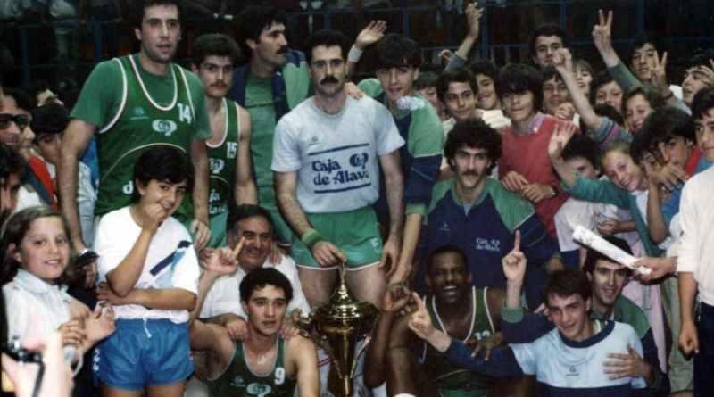 Copa Asociación 1985 Caja Álava Baskonia