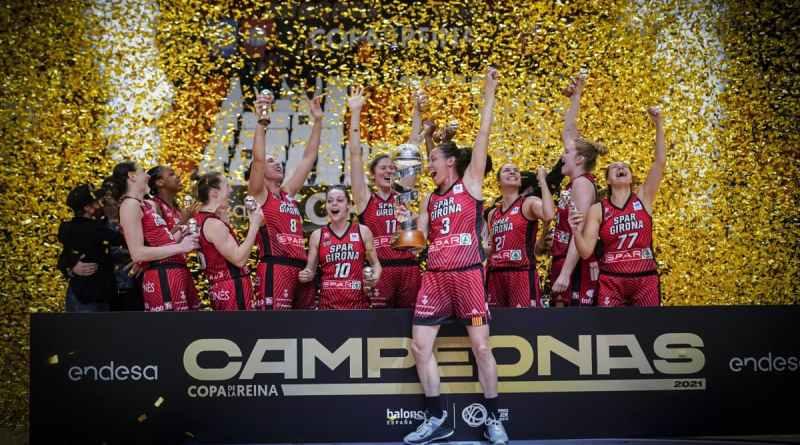 Copa de la Reina 2021 Spar Girona