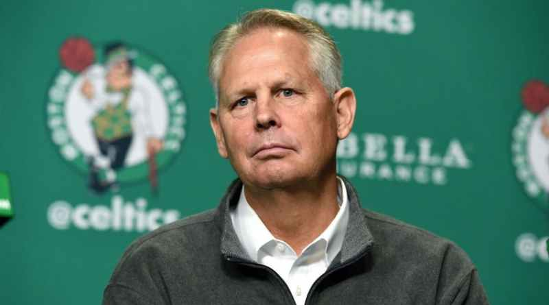 Danny Ainge deja los Celtics