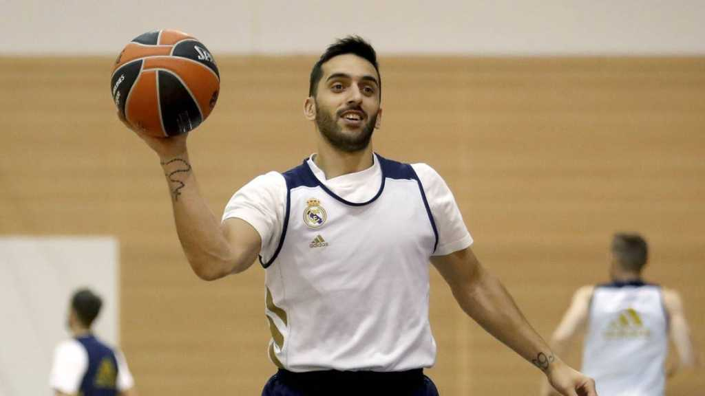 Campazzo NBA Real Madrid