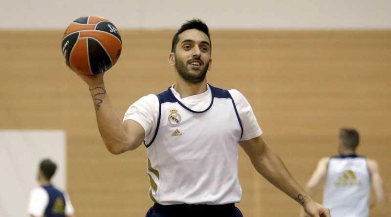 Campazzo NBA Real Madrid