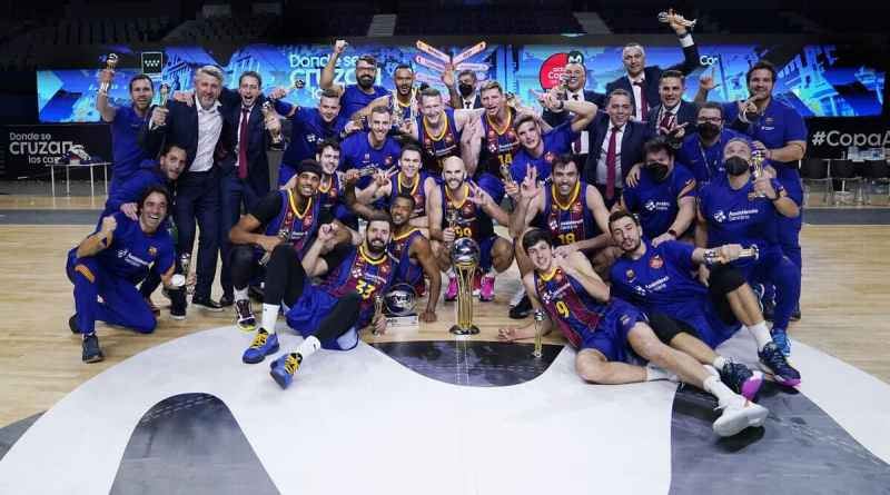 FC Barcelona Copa ACB 2021